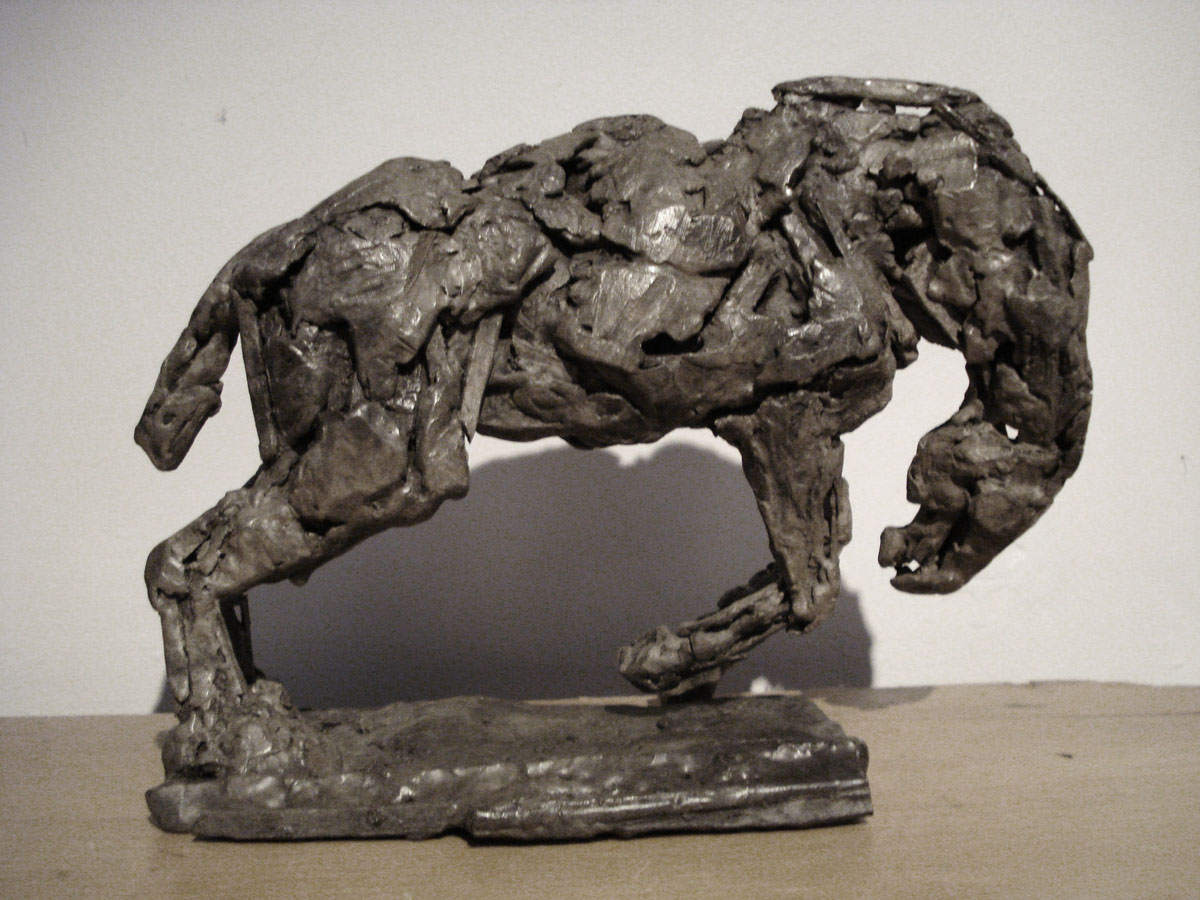 Bronco rodeo Horse bronze, rodeo horse sculpture, bronco horse sculpture, rodeo horse bronze